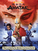 Avatar: The Last Airbender - The Complete Book 1