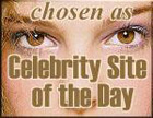 Celebrity Site of the Day