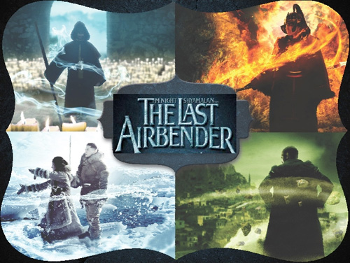 The Last Airbender - Viacom Promo