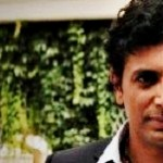 Shyamalan speaks at New York Comic Con
