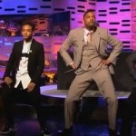 Will Smith brings out DJ Jazzy Jeff and Carlton in After Earth Promo