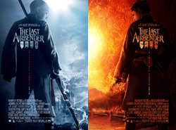 The Last Airbender Posters