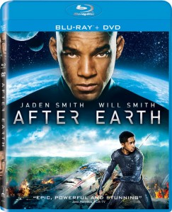 After Earth Blu-ray/DVD