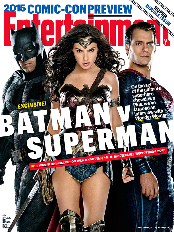 Entertainment Weekly - ComicCon Issue