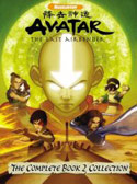 Avatar: The Last Airbender - The Complete Book 2