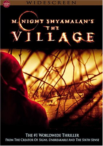 The Village - DVD Cover