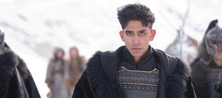 Dev Patel as Zuko in The Last Airbender