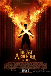 The Last Airbender - Zuko Poster