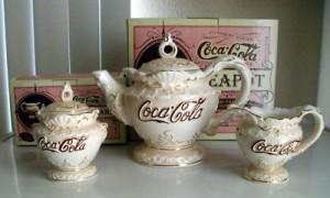 Coca-Cola Teapot